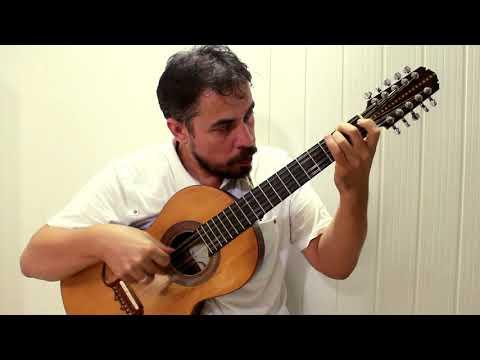 Perobeira Maria - Roberto Corrêa [Sidnei de Oliveira - Viola Caipira]