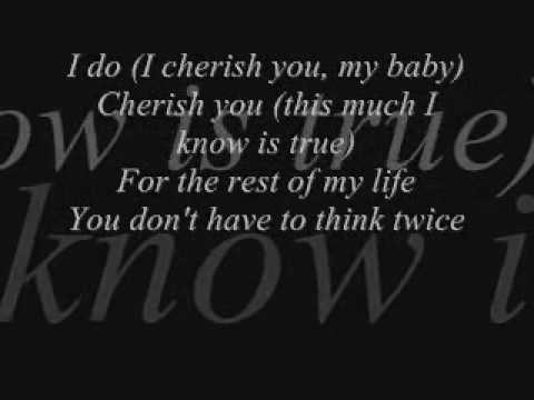 I Do by 98 degrees w/lyrics