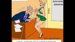 Funny Cartoon Photos - Adult Pics