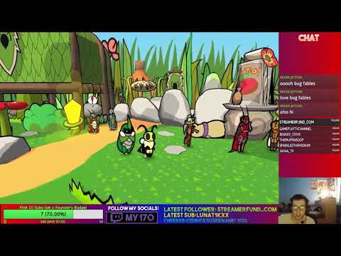 Lets Play Bug Fables The Everlasting Sapling Episode 1-  Not Paper Mario  