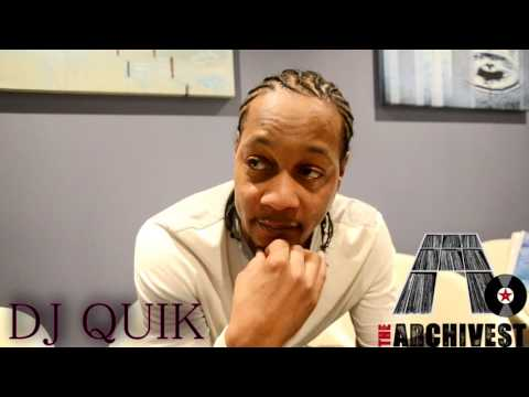 Exclusive Interview with DJ Quik