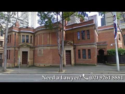 Supreme Court of NSW, St James Road Court