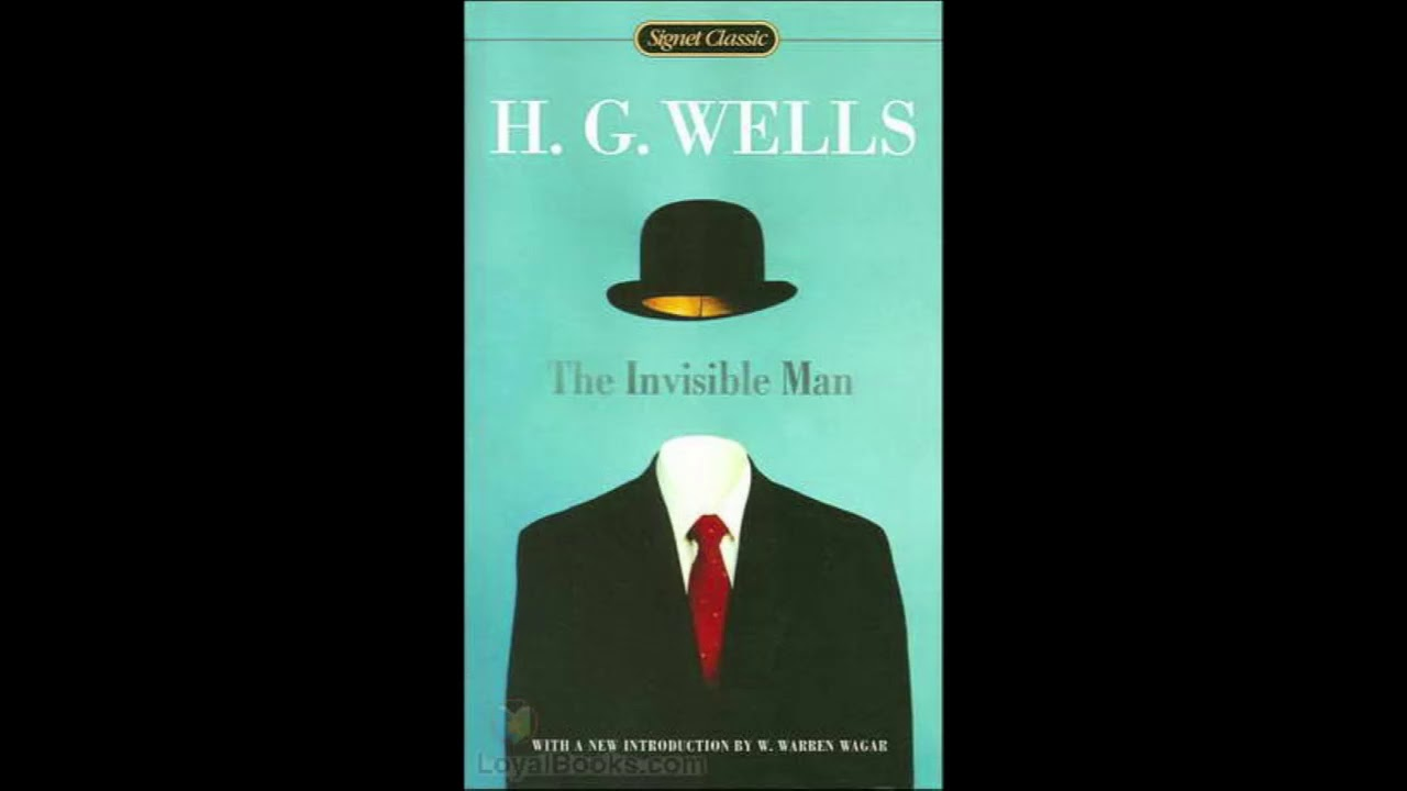 Download AudioBook The Invisible Man Chapters 5, 6 & 7