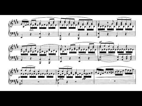 Felix Mendelssohn ‒ 3 Fantaisies, Op.16