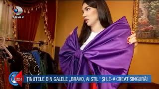 Stirile Kanal D (13.05.2018) - Larisa Udila are haine peste tot! &quotCasa de vedeta&quot