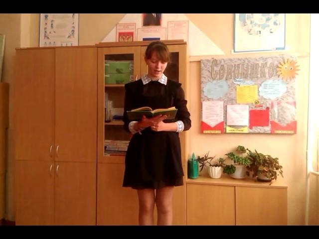 Изображение предпросмотра прочтения – НадеждаЖилина читает произведение «Свинья под дубом» И.А.Крылова