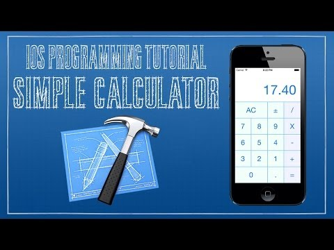 iOS 7 Tutorial 7 - Simple Calculator