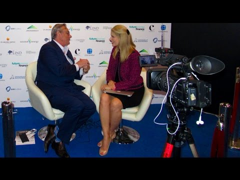 Geoff Raby discusses China at Mines and Money Asia 2017