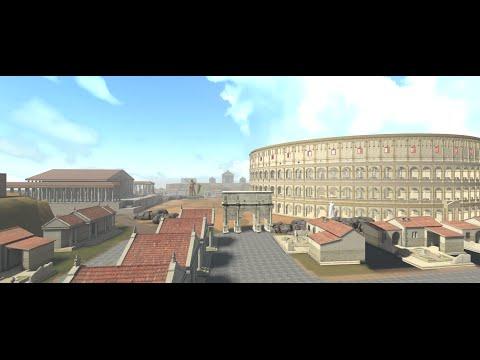 Colosseum VR - Explore The Roman Colosseum Through Virtual Reality (Ancient Roma In VR)
