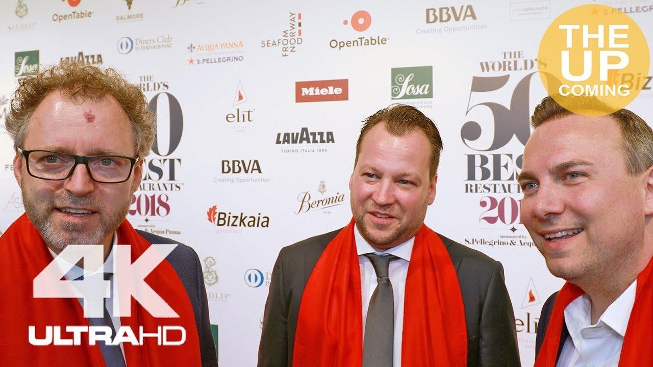 Tim Raue Sven Elverfeld Aqua Jan Hartwig Atelier Interview On