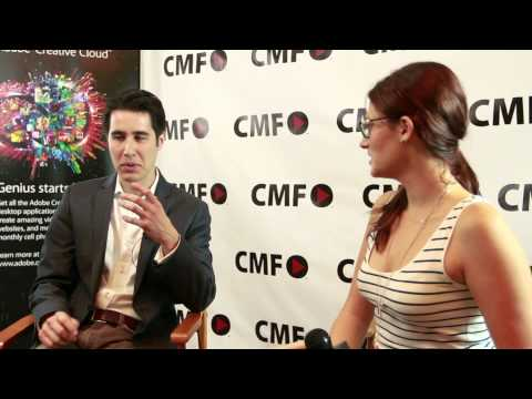 David Kwong Interview • CMF Hollywood 2013