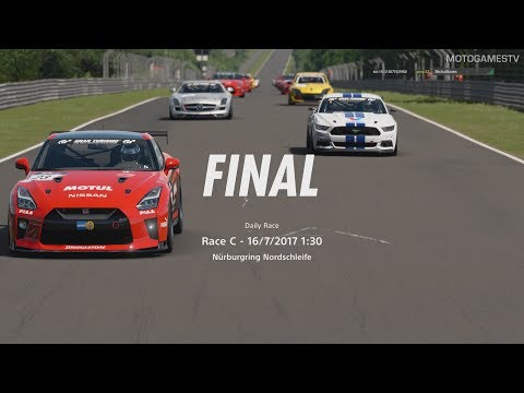 Gran Turismo Sport Beta - Gr.4 Fuel Economy Race - Nordschle
