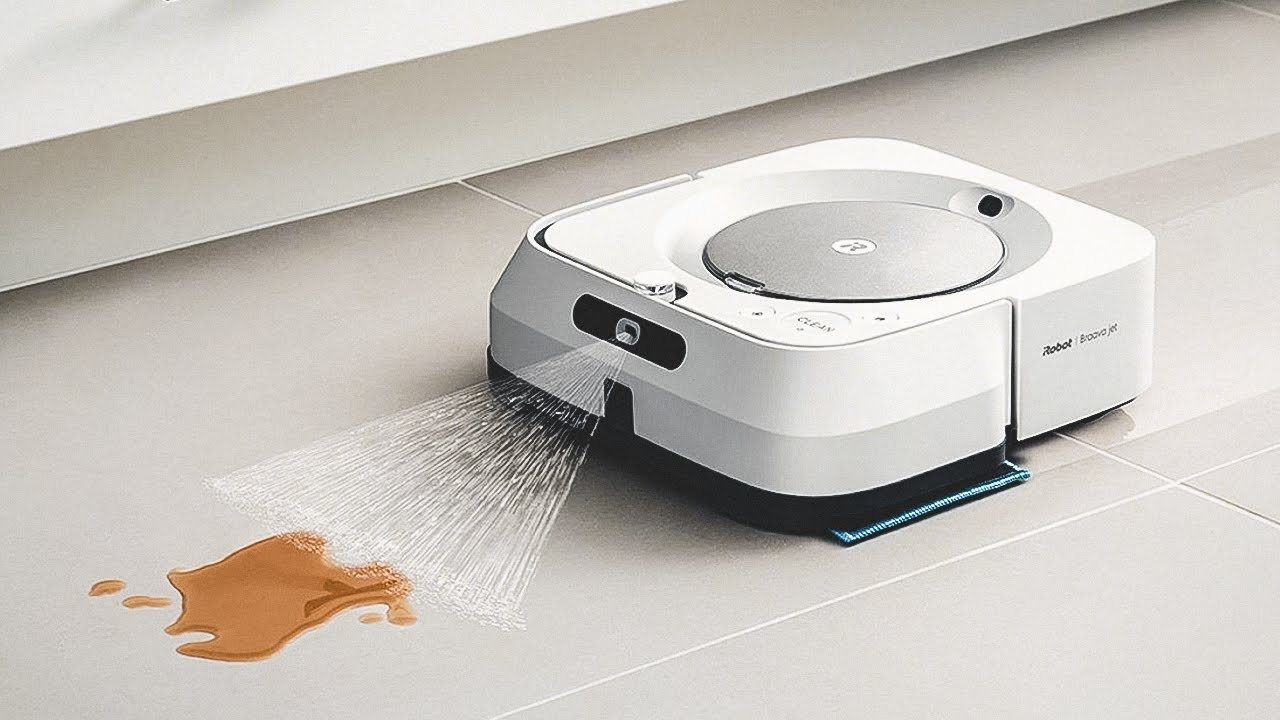 5 Best Robot Mops You Can In 2021