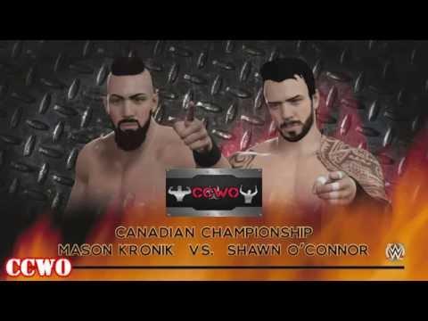CCWO Fight Night 6 October 8th 2016