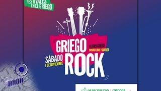 Griego Rock 2018