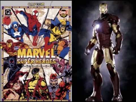 Marvel Super Heroes: Ironman's Theme Extended