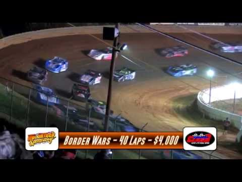 Carolina Clash Border Wars @ Volunteer Speedway May 23 , 2015