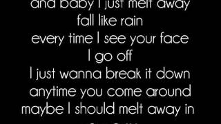 Mariah Carey - Melt Away - lyrics on screen