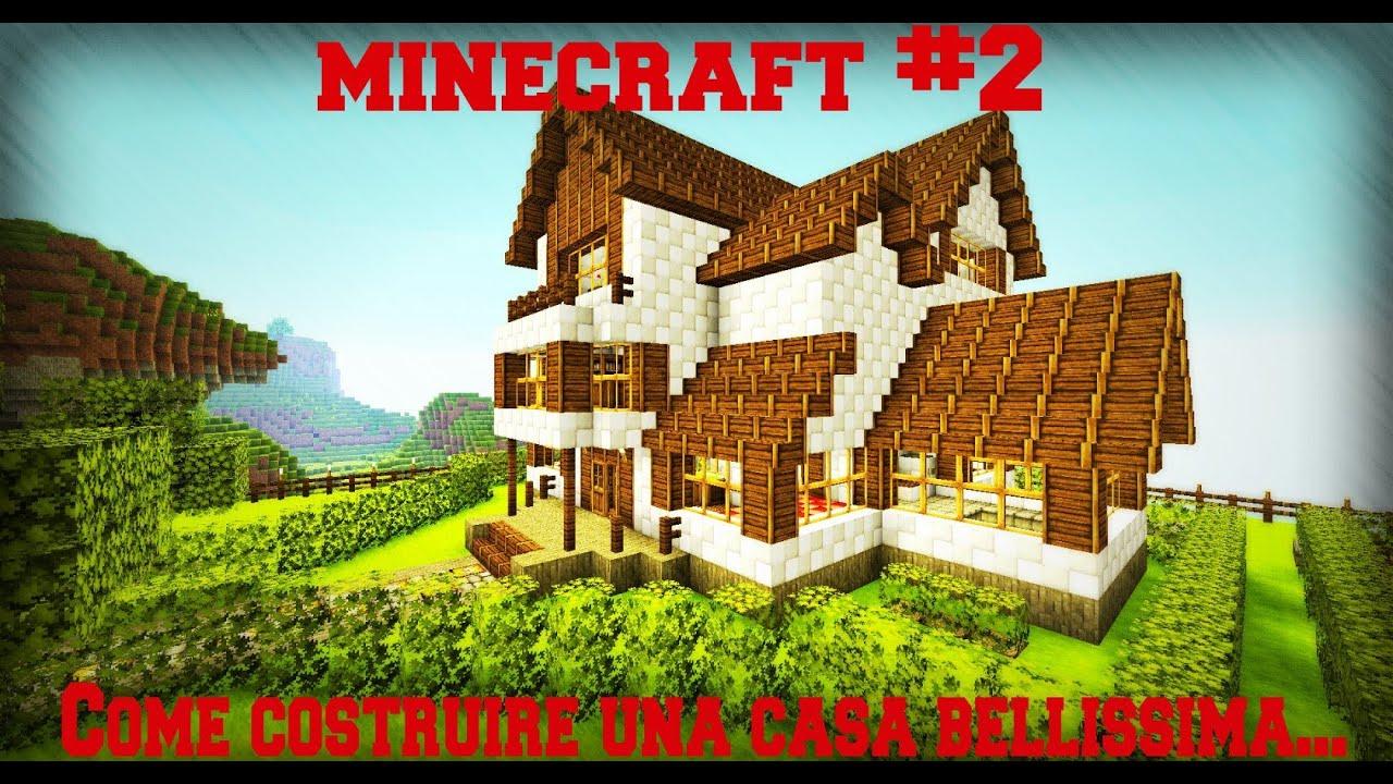 Minecraft 2 come costruire una casa bellissima stud doovi - Costruire una casa ...