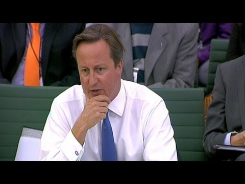 David Cameron: Russia's Syria proposal is 'interesting'