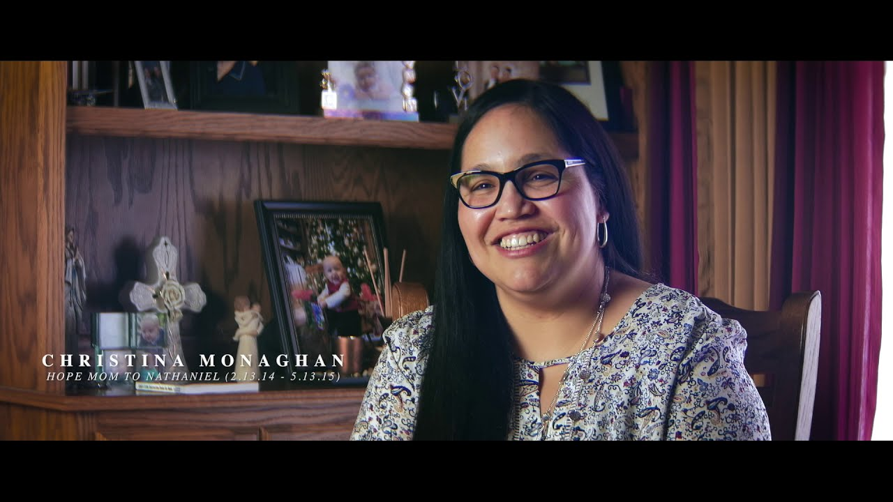 Christina's Testimonial - Hope Gatherings