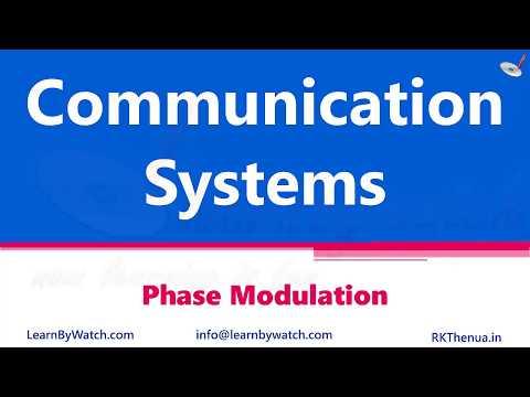 Phase Modulation | Hindi/ Urdu | Communication System By Raj Kumar Thenua
