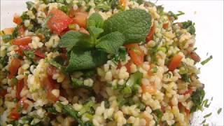Табуле- оочень вкусный салат!
