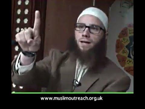Yusha Evans - The Real Christmas Story! - Muslim Outreach