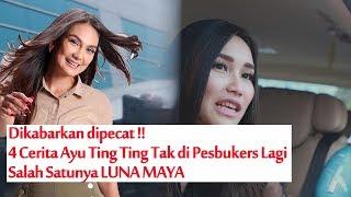 Download lagu 4 Cerita di Balik Pemec4tan Ayu Ting Ting dari Pesbukers ANTV DIanggap SAMP4H Hingga LUNA Maya MP3