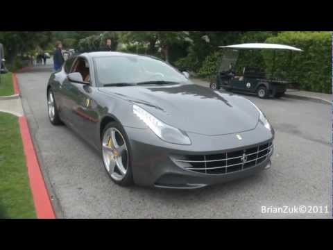 Ferrari FF Walk Around
