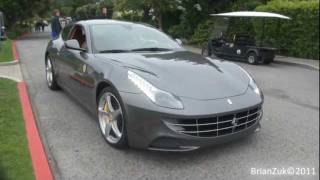 Ferrari FF Walk Around