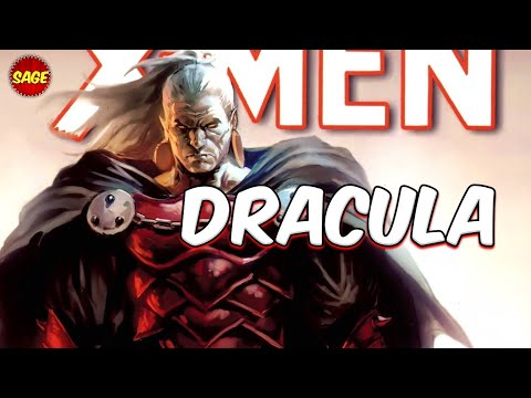 Who is Marvels Dracula? Most Powerful Vampire on Earth.