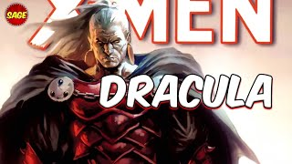 Who is Marvel's Dracula? Most Powerful Vampire on Earth.