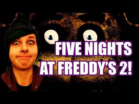 FIVE NIGHTS AT FREDDY'S 2! LIVE W/ KODA WOLF (WARNING: LOUD NOISES)