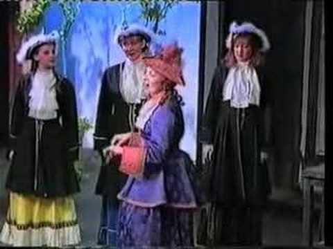 MARTHA - Nancy instructs the Huntresses