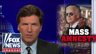 Tucker: Biden did this on purpose