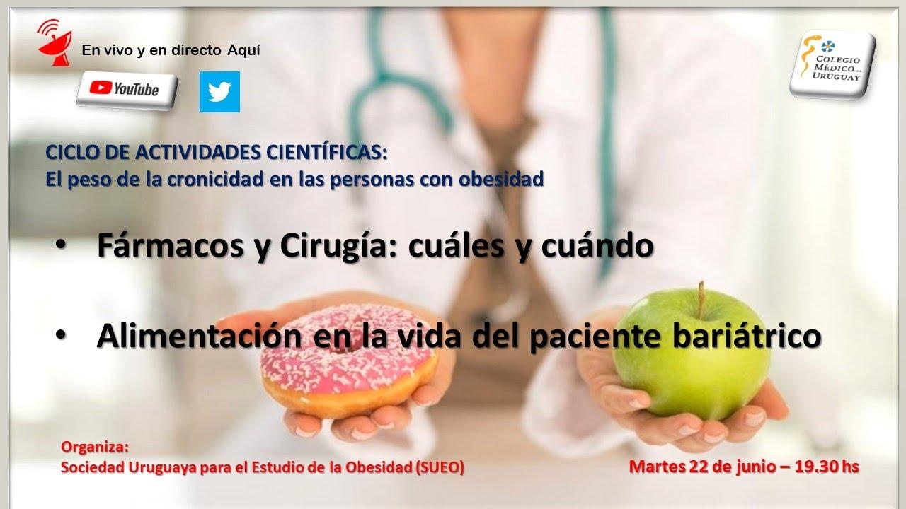 Download Ciclo de SUEO 2021: El peso de la cronicidad en las personas con obesidad 3º modulo (22/6/ 2021)