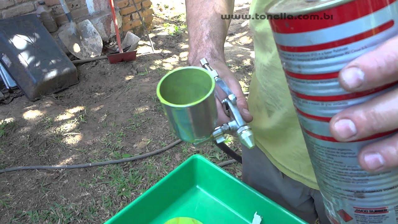 Tonella pintura em motor de aluminio 3 6 youtube - Pintura de aluminio ...