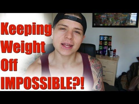 Its IMPOSSIBLE To Keep Weight Off?! (The Biggest Loser Response)
