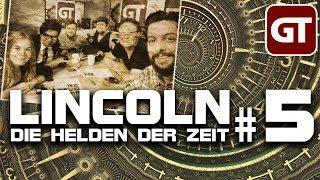 Thumbnail für GameTube Pen & Paper: Lincoln: Die Helden der Zeit #5 - Nikola ist auch noch da