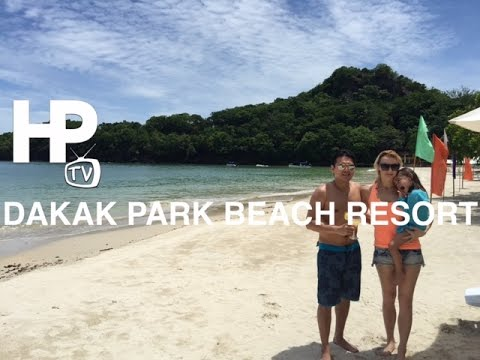 Dakak Park Beach Resort Overview Tour Zamboanga Del Norte by