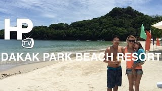 Dakak Park Beach Resort Overview Tour Zamboanga Del Norte by HourPhilippines.com