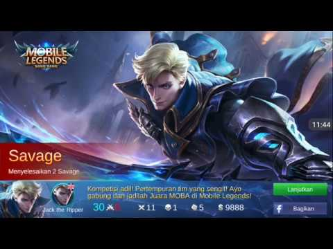 Alucard Child Of The Fall Wallpaper Tutorial Tips Amp Trick Alucard Savage Mobile Legends
