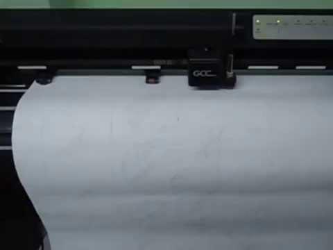 tra ando desenho na plotter de recorte gcc sable youtube rh youtube com GCC Linker Manual HKS GCC Manual