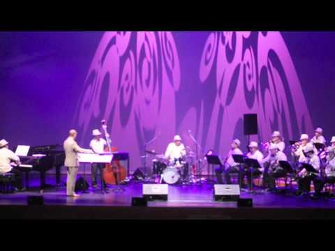 "Atlántico Big Band En Teatro Mayor ""Take A Risk"" (Jean Laughlin), Dirige Guillermo Carbó"