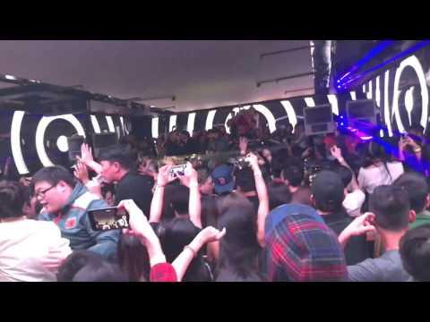 Diplo Live x Elektro @ Taipei Taiwan (2017)TRAP SWAG