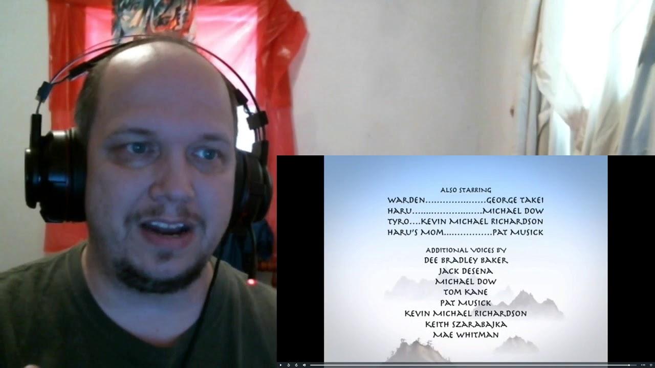 Download Blind Reaction: Avatar: the last Air Bender Season 1 episode 6 (redirect)