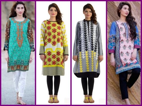 333fe2258 Trendy Pakistani Dresses - Winter Collection for Women! - YouTube