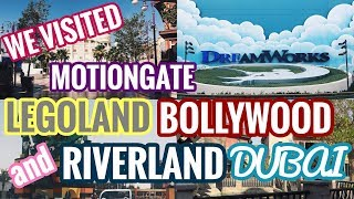 Dubai Parks and Resorts VIDEO MONTAGE || Ashley Marquez