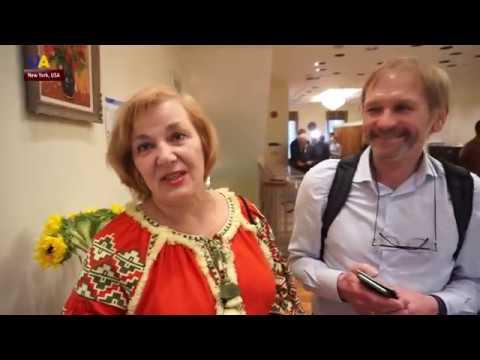 Ukrainians Vote All Around the Globe